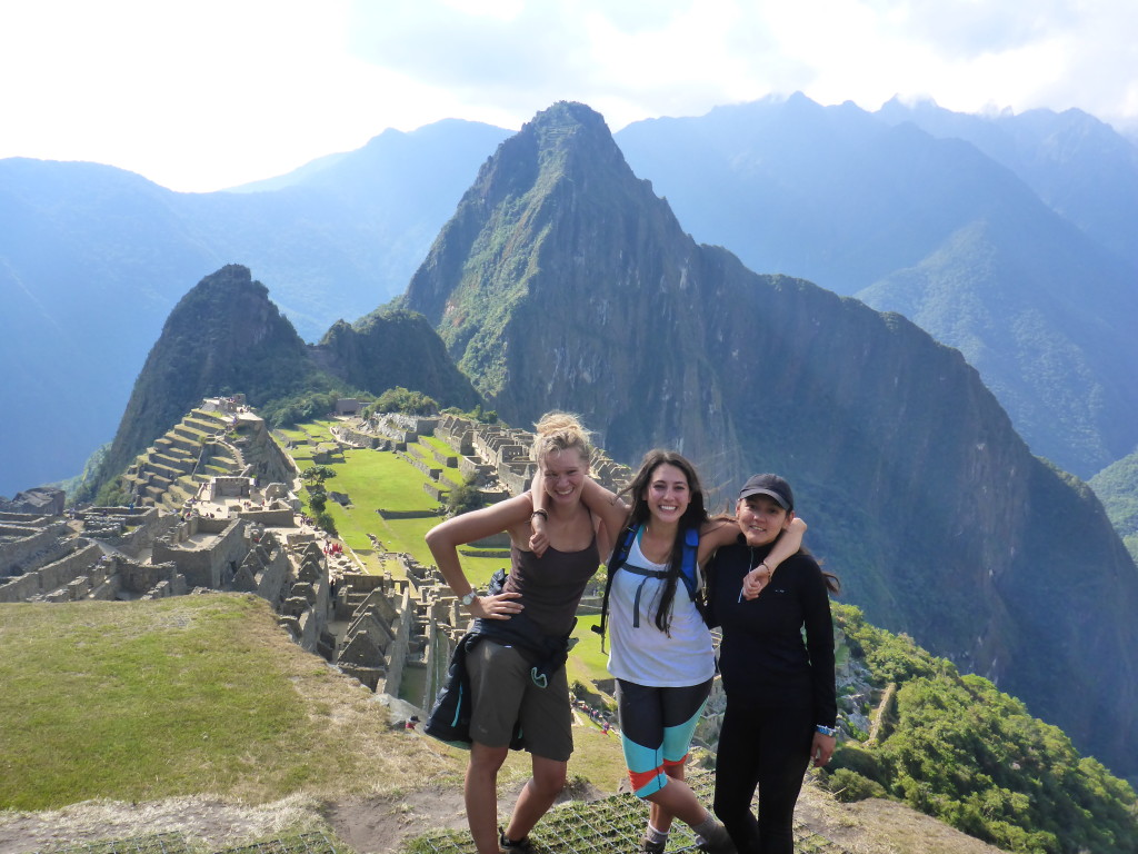 Study Abroad and Intern with Linguistic Horizons