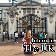 England Internship