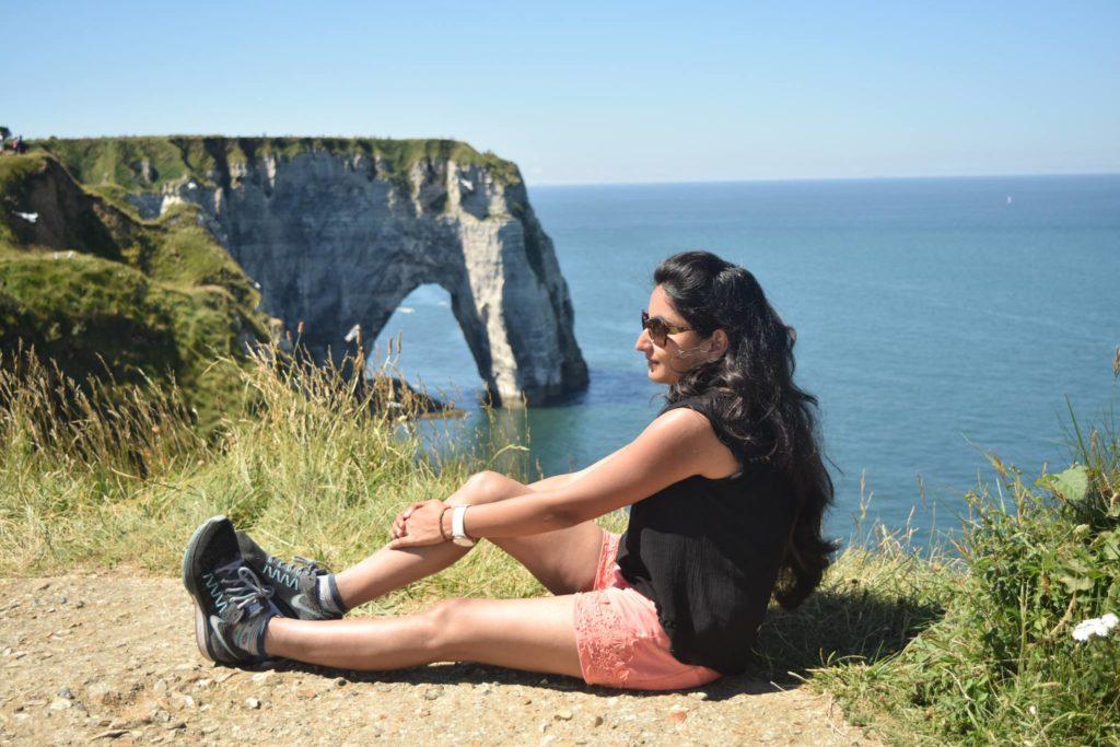 Kiran in France