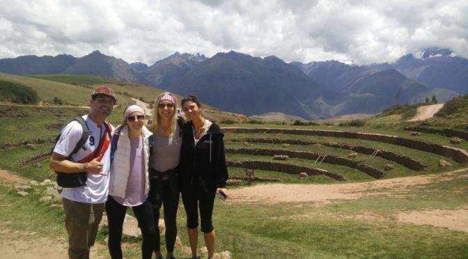 Interns in Peru