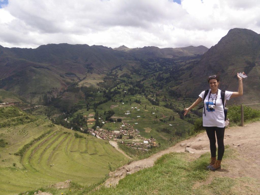 Intern in Peru