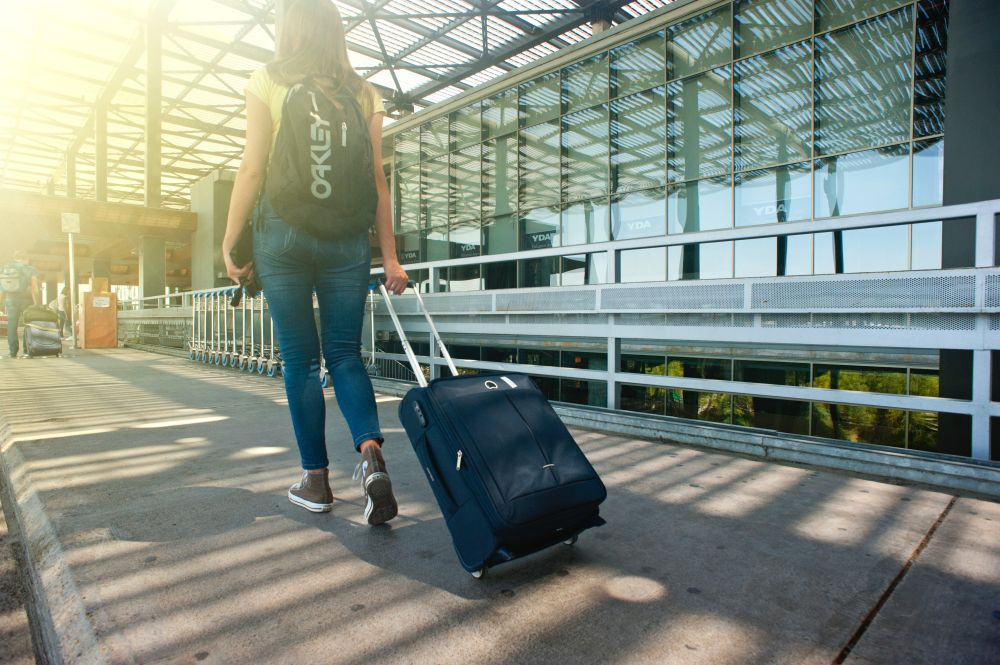 Traveling and packing light. study abroad checklist