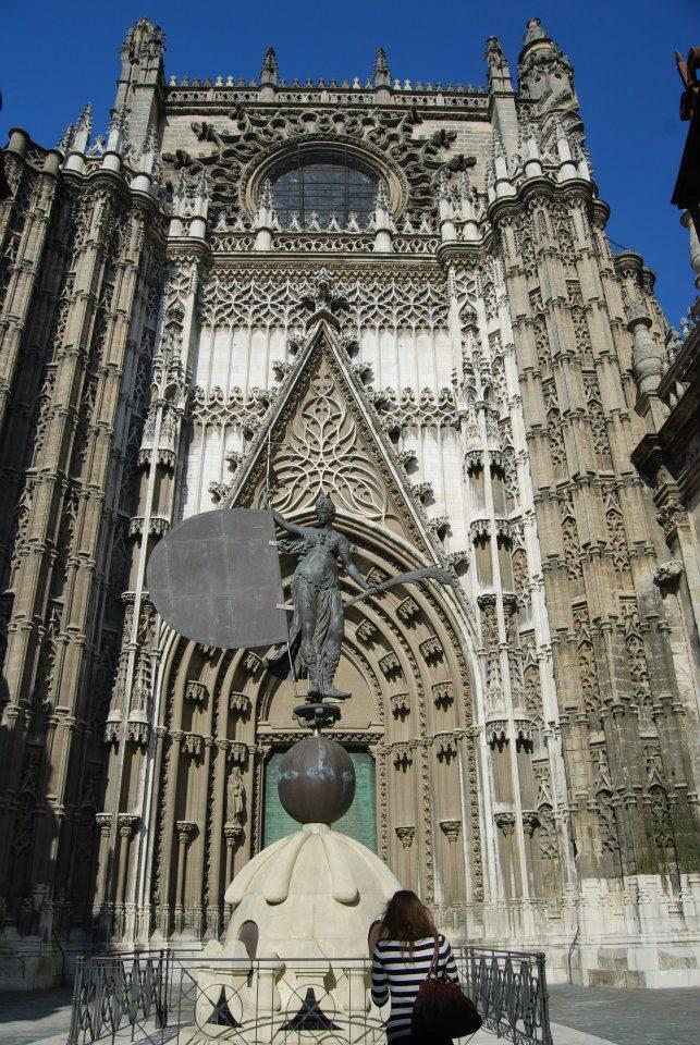 Sevilla church